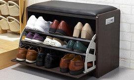 הנעליים מפוזרות בכל הבית?