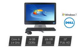 מחשב Dell AIO עם מסך