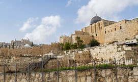 סיור טעימות לילי בירושלים