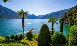 יולי בצפון איטליה, כולל סופ