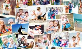 פיתוח 200 תמונות באתר Zooma