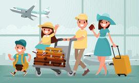 שובר הנחה לחופשה משפחתית בחו