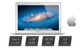 נייד MacBook Air עם מסך