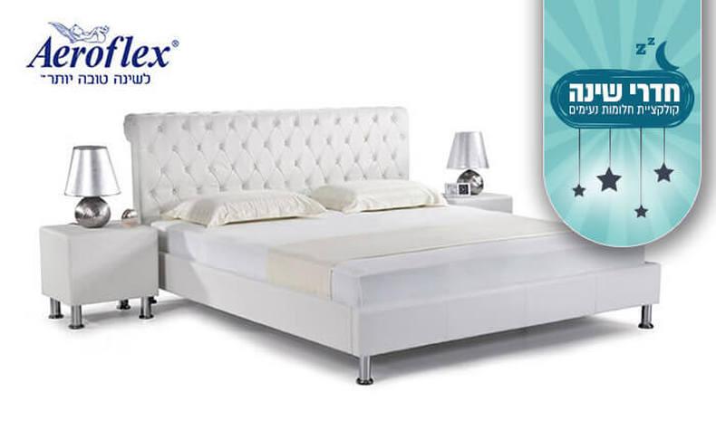 מיטה זוגית מבית אירופלקס