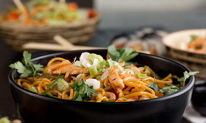 מסעדת קינובו - ארוחה אסייתית בנס ציונה