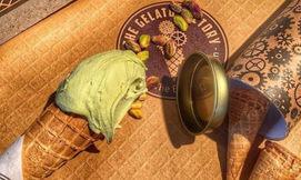ג'לטו פקטורי בשוק רוטשילד
