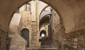 סיור טעימות לילי מרתק בירושלים