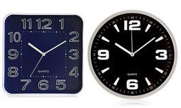 שעון קיר צבעוני