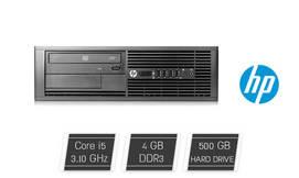 מחשב נייח HP עם מעבד חזק