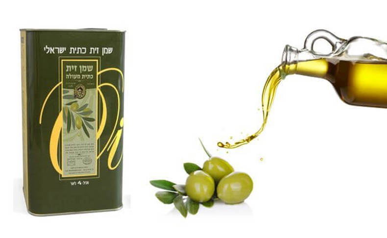 2 ליטר שמן זית ישראלי