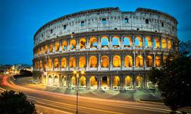 קיץ ברומא, כולל סופ