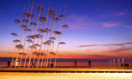 חופשה בסלוניקי, כולל חגים