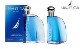 זוג בשמי NAUTICA BLUE לגבר