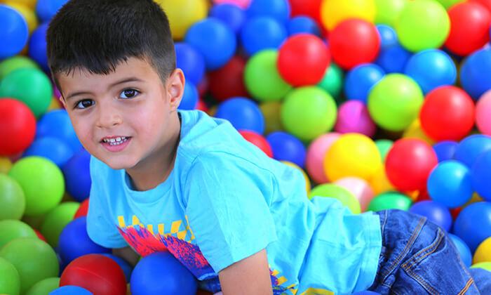 יום כיף בפארק אתגרים באשדוד