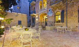 חופשת בוטיק בירושלים + עיסוי
