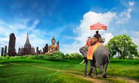 טיול משפחות לתאילנד בסוכות