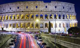 סוכות ברומא