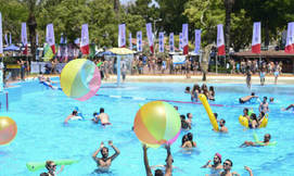 החופש הגדול בפארק המים שפיים