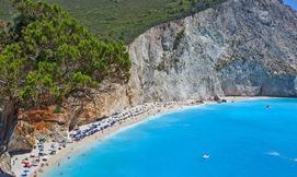 האי היווני לפקדה, כולל חגים