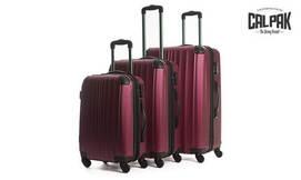 סט מזוודות calpak קשיחות