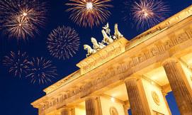 חופשה בברלין, כולל סילבסטר