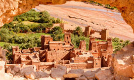 טיול מאורגן למרוקו בסוכות