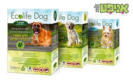 אמפולות Ecolife Dog לכלבים