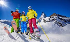 מקדימים להזמין: סקי בבנסקו