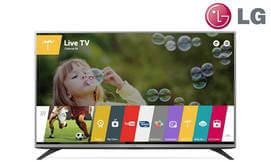 טלוויזיה LG חכמה