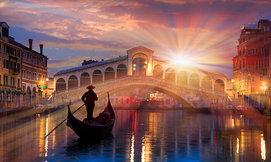 חופשה בונציה, כולל סופ
