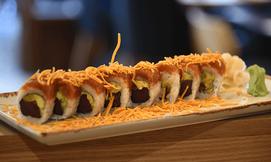 ארוחה זוגית מלאה ב-SUI SUSHI
