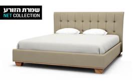 מיטה זוגית מרופדת דגם ליהי