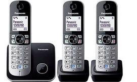 טלפון אלחוטי דיגיטלי Panasonic