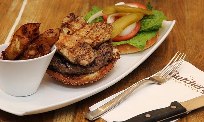 ארוחת בשר זוגית בבוצ'רי - אחוזת בשר כשרה בבאר שבע