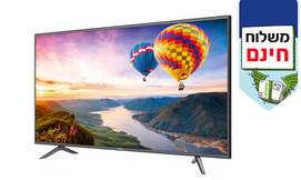 טלוויזיה Hisense 4K בגודל