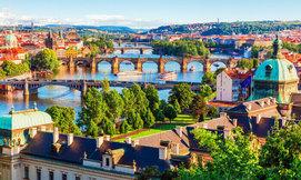 חופשה בפראג, כולל חגים וסופ