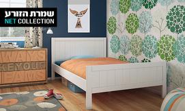 מיטה רחבה דגם טרופיקנה
