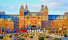 חורף באמסטרדם, כולל סופ