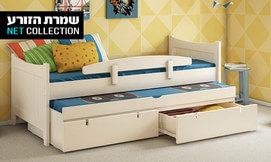 מיטת ילדים נפתחת דגם הרמוניה