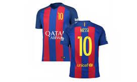 חליפת כדורגל מסי או רונאלדו
