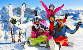 חופשת סקי באנדורה