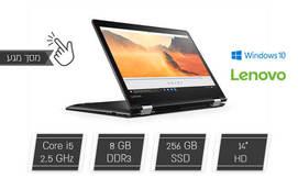נייד Lenovo עם מסך מגע
