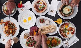 ארוחת בוקר זוגית בבומביקס מורי