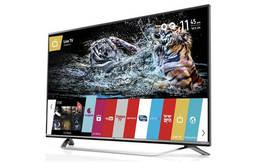 טלוויזיה LG 4K בגודל