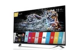 טלוויזיה LG חכמה 4K בגודל