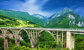 מונטנגרו, אלבניה ודוברובניק