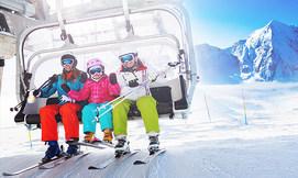 חופשת סקי משפחתית בבנסקו