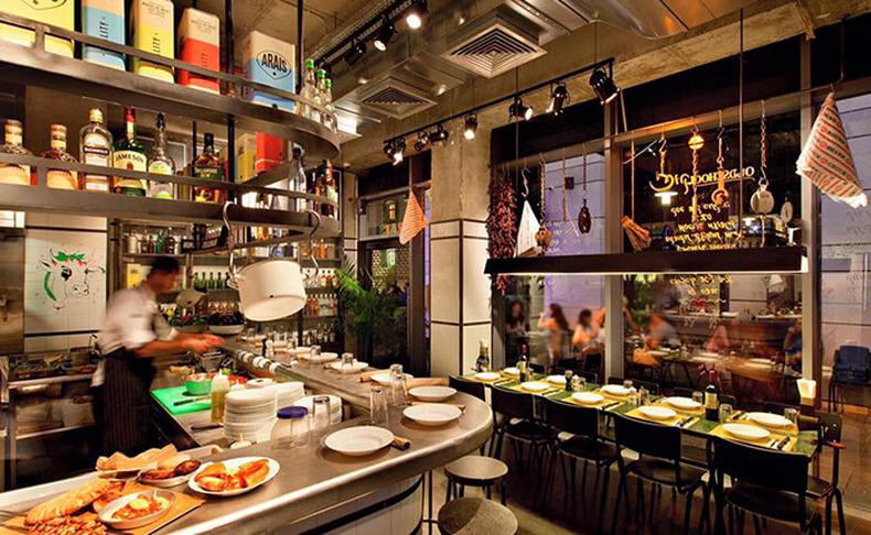 עראיס, מסעדת בשרים במתחם שרונה