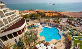 ספא שיזן במלון דניאל ים המלח