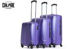 סט מזוודות Calpaks קשיחות